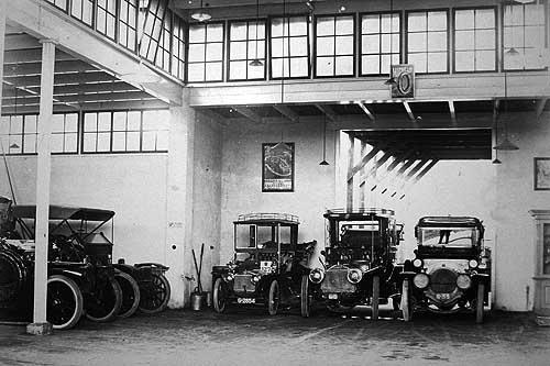 Oude foto 39 s van zandvoort for Garage fiat coignieres 78