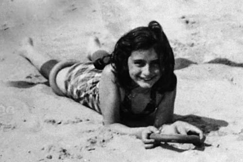 Anne Frank in Zandvoort 1940
