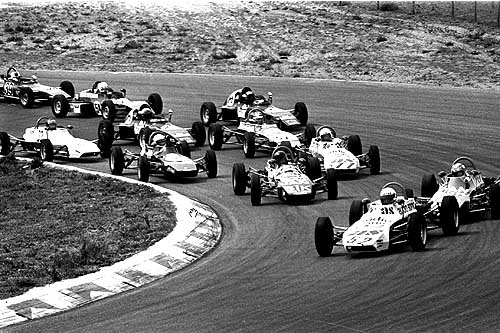 formule ford Zandvoort 1976
